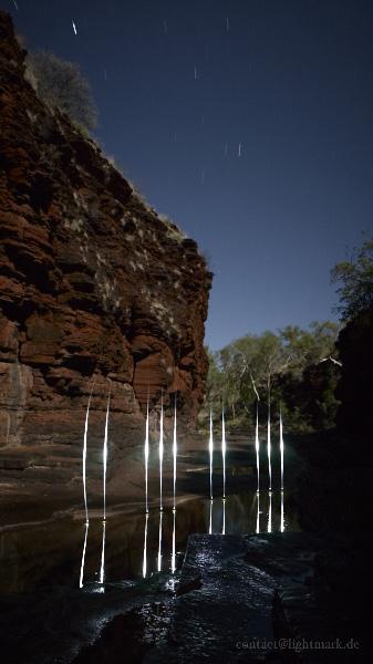 Светокартины от Cenci Goepel и Jens Warnecke (54 фото)